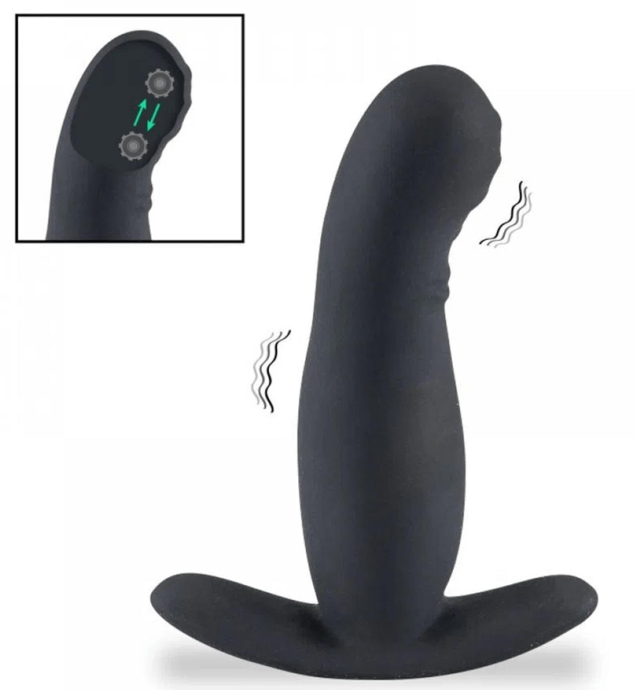 Estimulador de Próstata Eletrônico