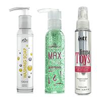 Hogienizador de Sex Toy