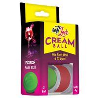 Cream-Ball-Poison-Hard-Excitante-Unissex