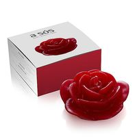 Vela-Aromatizada-Flutuante-Rosa---Vermelha