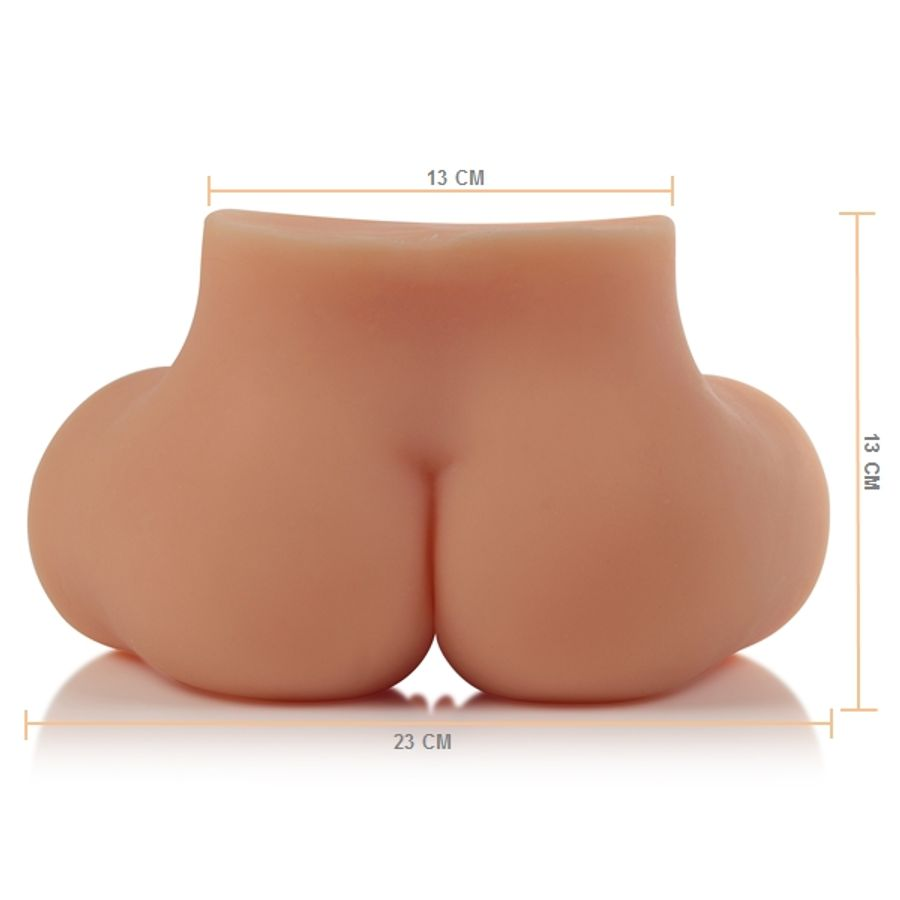 Masturbador-em-Formato-de-Bunda-Mini-Ass-Solid---1kg
