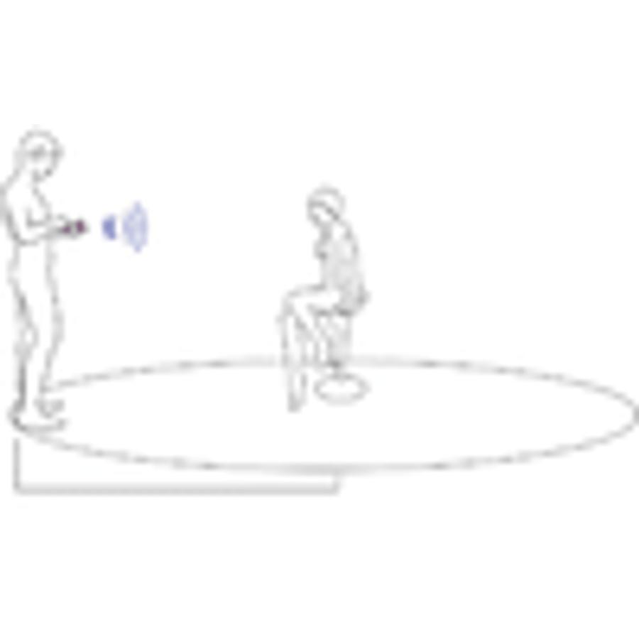 Vibrador-Duplo-Recarregavel-A-Prova-De-Agua-Jive---Cod.1127