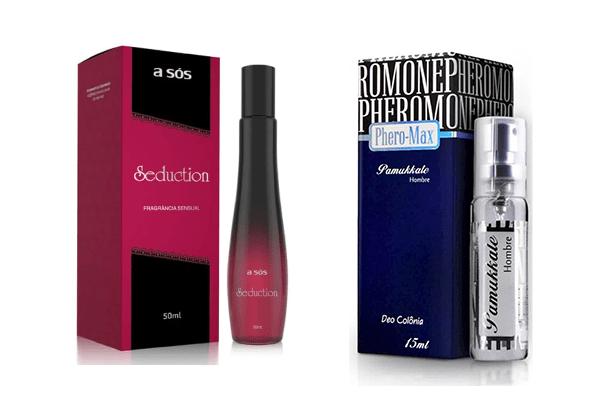 Perfumes Feromônio