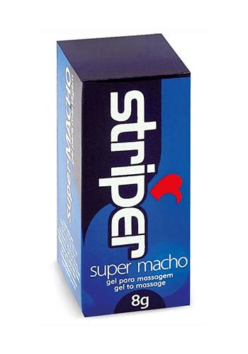 Stripper super macho Gel Potencializador Masculino